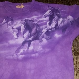 Horse Freedom shirt size L